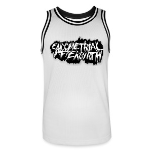 Baseball Jersey (White) - Men's Basketball Jersey