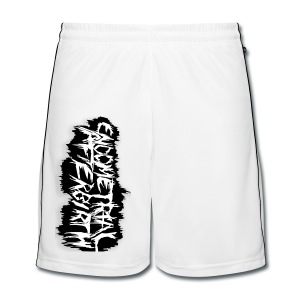 Shorts (White) - Men's Football shorts