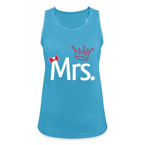 T-Shirt Mulher - Women's Breathable Tank Top