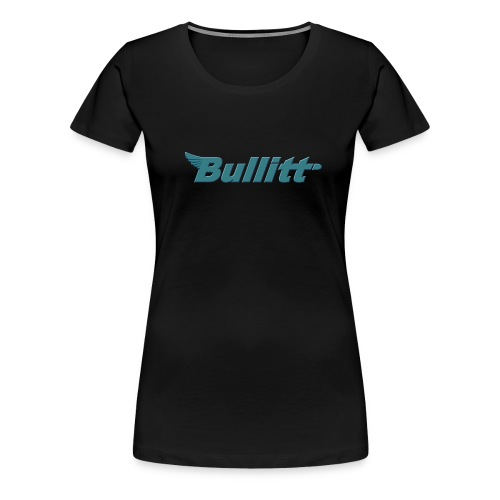 Barca Tour Blue Logo Women's - Women's Premium T-Shirt