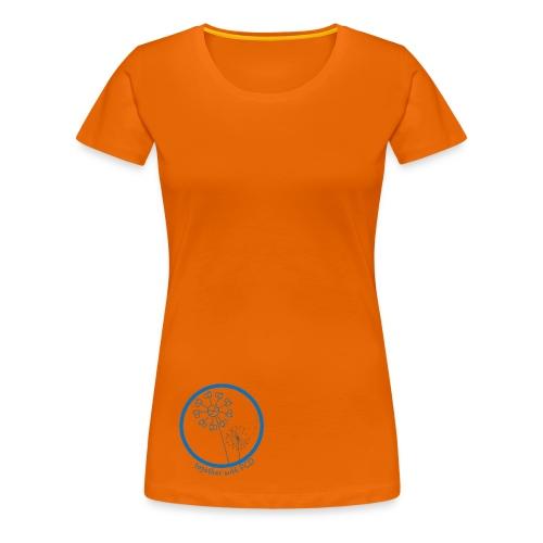 Premium T-Shirt Damen Pusteblume PCD - Frauen Premium T-Shirt