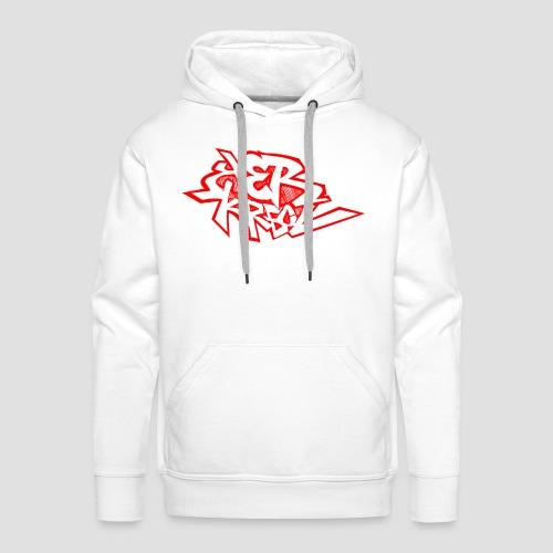 Sweat-shirt à capuche Premium pour hommes i love Ker Kreol - Sweat-shirt à capuche Premium pour hommes