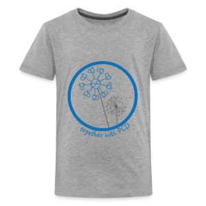 Teenager Shirt Premium Pusteblume - Teenager Premium T-Shirt