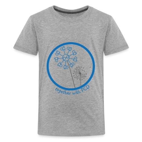 Teenager Shirt Premium Pusteblume - Teenager Premium T-Shirt