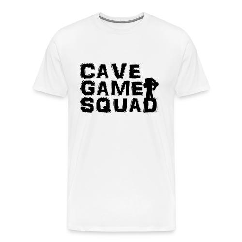 Premium Male T-shirt - Men's Premium T-Shirt
