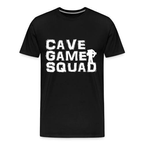 Premium Male T-shirt (Black) - Men's Premium T-Shirt