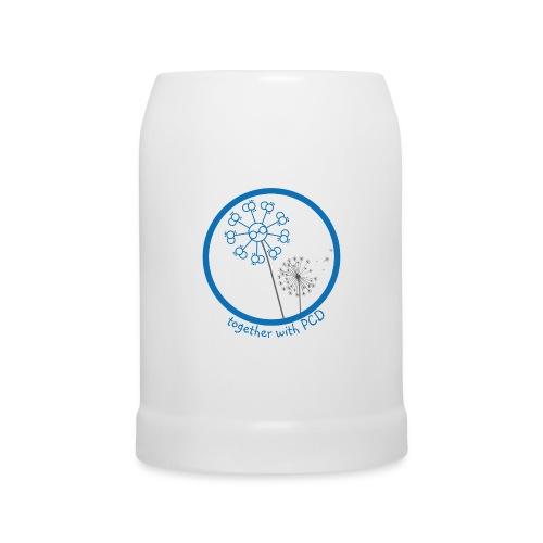 Bierkrug PCD Pusteblume - Bierkrug