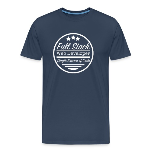 Full Stack Web Developer - Men's Premium T-Shirt