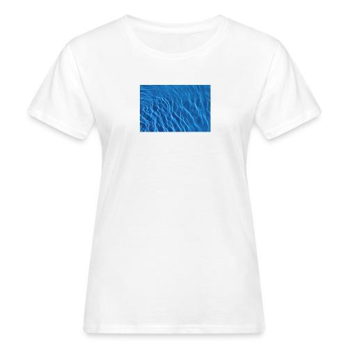Water t shirt (W) - Økologisk T-skjorte for kvinner