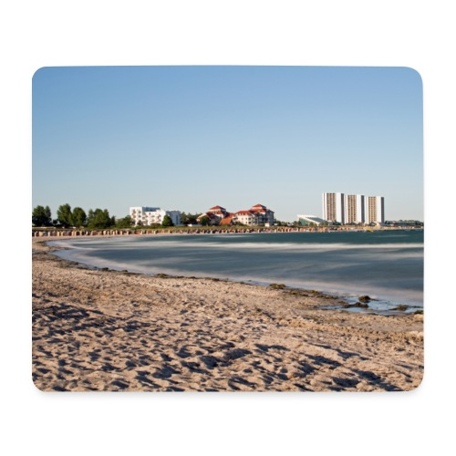 Mousepad Südstrand I - Mousepad (Querformat)