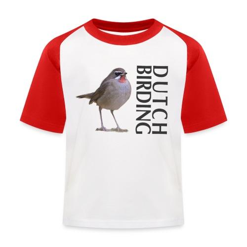 RKN Kinder Shirt T-shirt Z - Kinderen baseball T-shirt