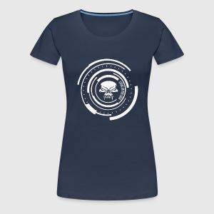 LIVING ON THE EDGE II - Dame premium T-shirt