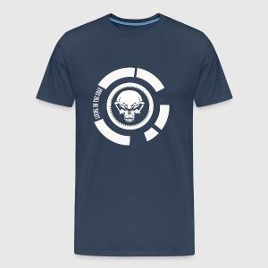 LIVING ON THE EDGE III - Herre premium T-shirt