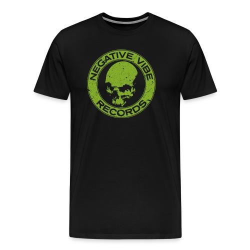 NVR T-Shirt Print Front - Premium T-skjorte for menn