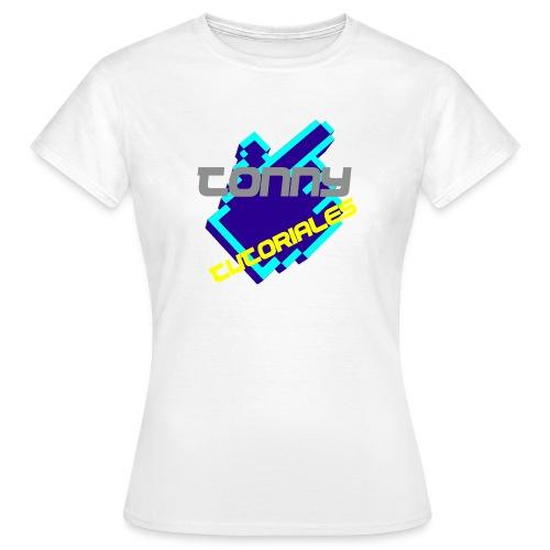 Camiseta Mujer TonnyTutoriales - Women's T-Shirt