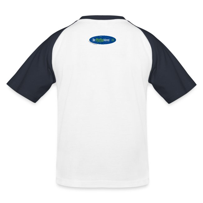 Die Pfefferkörner - Kinder Baseball T-Shirt
