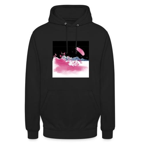 "FATiQUE hoodie animals kite mountain - Huppari ""unisex"""