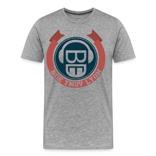 Tee shirt BDE Ynov Lyon - Premium Homme - T-shirt Premium Homme
