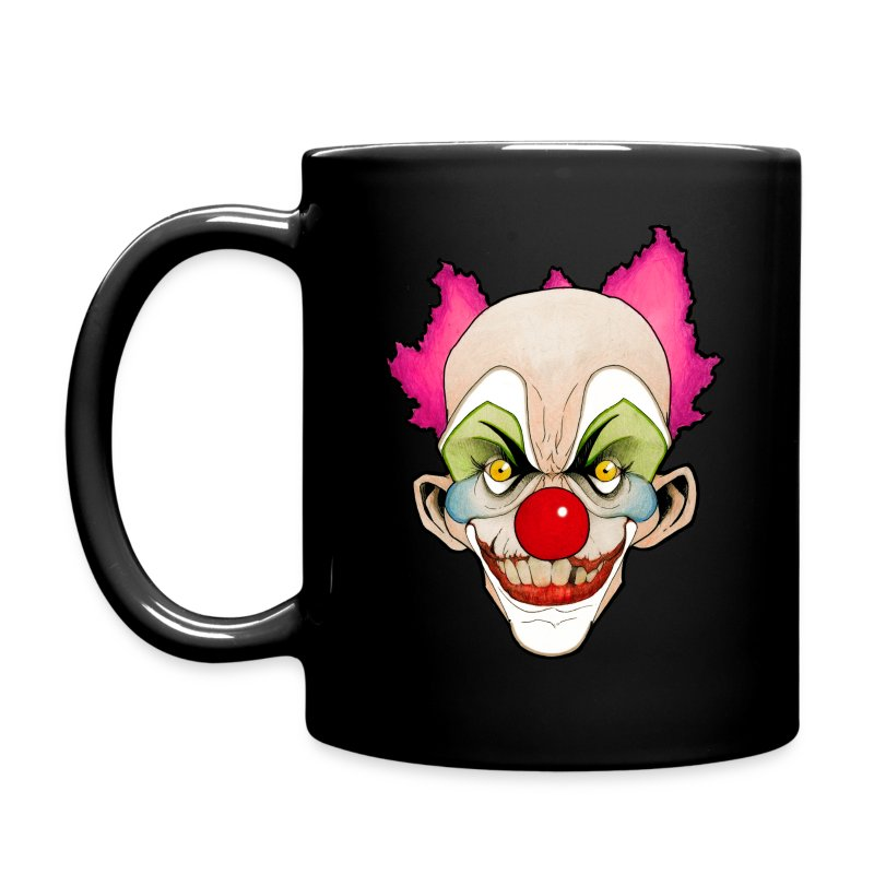 Clown - Tasse en couleur