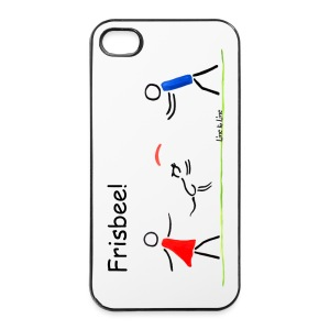 Frisbee! - iPhone 4/4s Hard Case