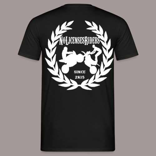 NLR T-Shirt - men Basic - Männer T-Shirt