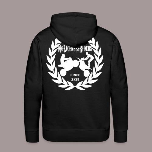 NLR Hoodie - men Basic - Männer Premium Hoodie