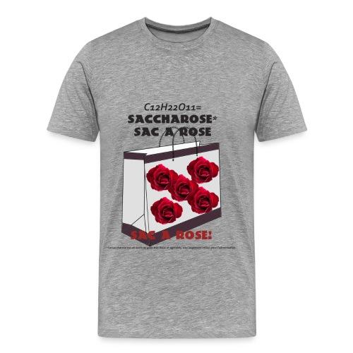 T-shirt Saccharose - T-shirt Premium Homme