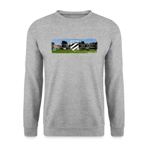 Pullover grau mit Stadion und Logo für unsere Herren - ♂  - Männer Pullover