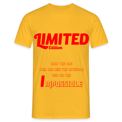 Limited Editon by Claudia-Moda - Camiseta hombre