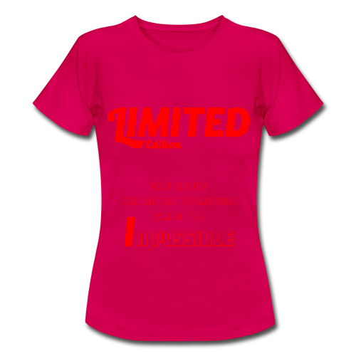 Limited Editon by Claudia-Moda - Women's T-Shirt