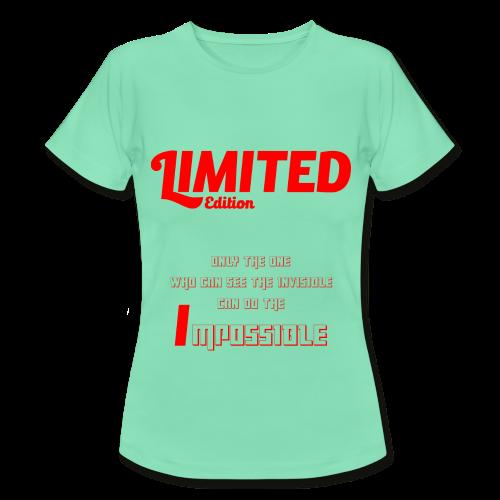 Limited Editon by Claudia-Moda - Camiseta mujer