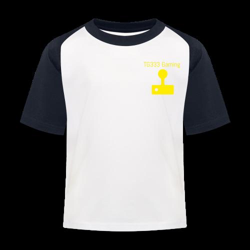 TG333 Gaming Kids T-Shirt - Kids' Baseball T-Shirt