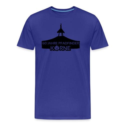 Jubiläumshirt Jungpfadfinder - Männer Premium T-Shirt