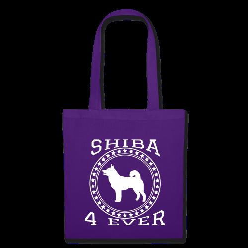 Shiba 4 Ever Stoffbeutel - Stoffbeutel