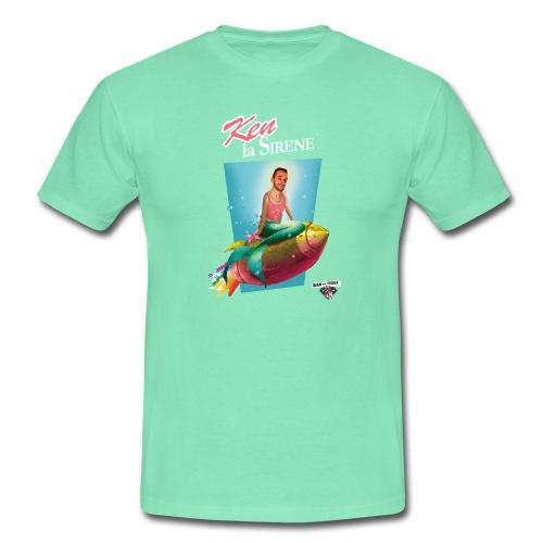 Ken la sirene - T-shirt Homme