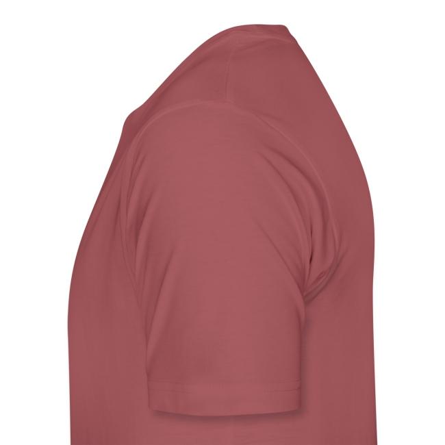 Jubiläumshirt - burgunder
