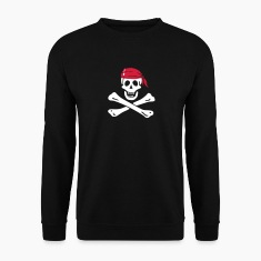 Jolly Roger Piratenflagge Pullover & Hoodies