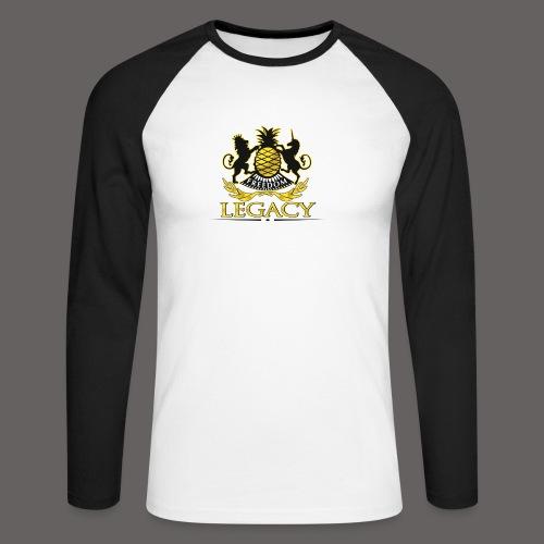 Legacy Long Sleeve Shirt - Men's Long Sleeve Baseball T-Shirt