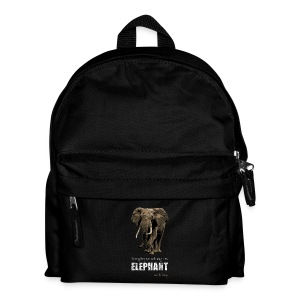 Save the Elephants Campaign : Rucksack - Kids' Backpack