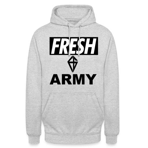 Fresh Army  - Unisex Hoodie