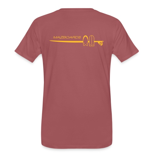 MAZ boards Retro Series - T-shirt Premium Homme