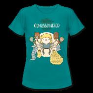 T-Shirts ~ Frauen T-Shirt ~ Artikelnummer 105340491