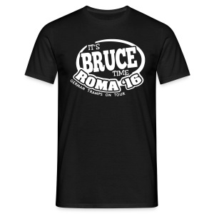 It's Bruce Time - Roma 2016 - Männer T-Shirt