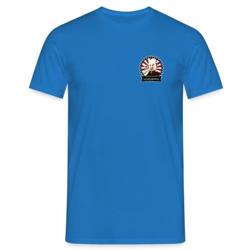 Herren Shirt Logo klein - Männer T-Shirt