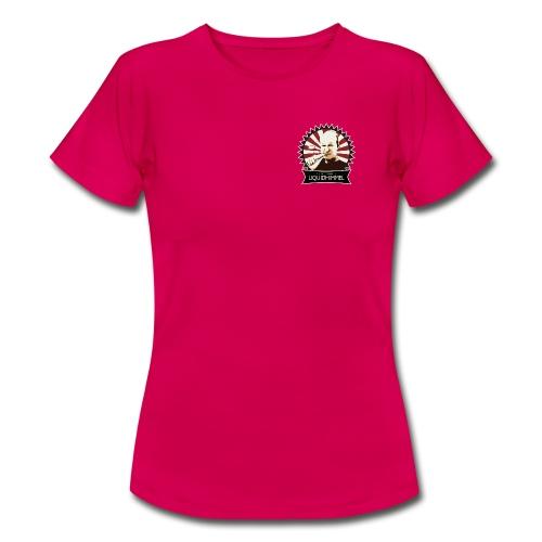 Damen Shirt Logo klein - Frauen T-Shirt