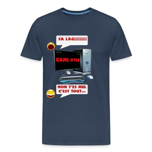 T-shirt Sa lag!!!! - T-shirt Premium Homme