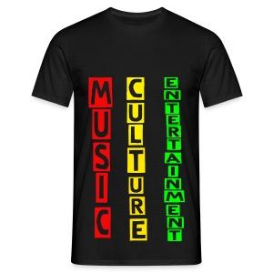 Music culture T-Shirt - Men's T-Shirt