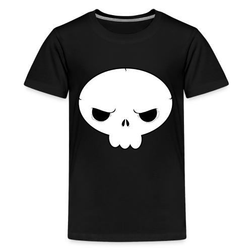 Skullie - Teenager premium T-shirt - Teenager premium T-shirt