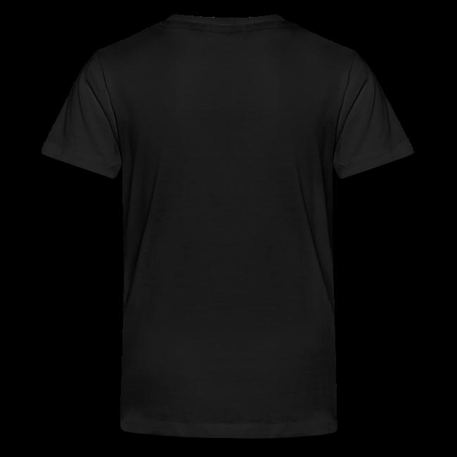 Skullie - Teenager premium T-shirt