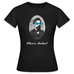 Women's Hidden Markov Model - Women's T-Shirt